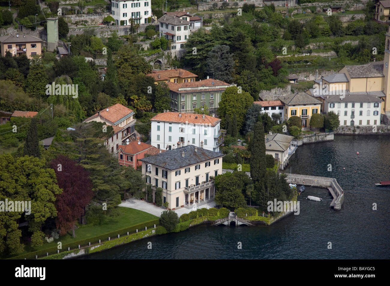 Laglio Como High Resolution Stock Photography And Images Alamy