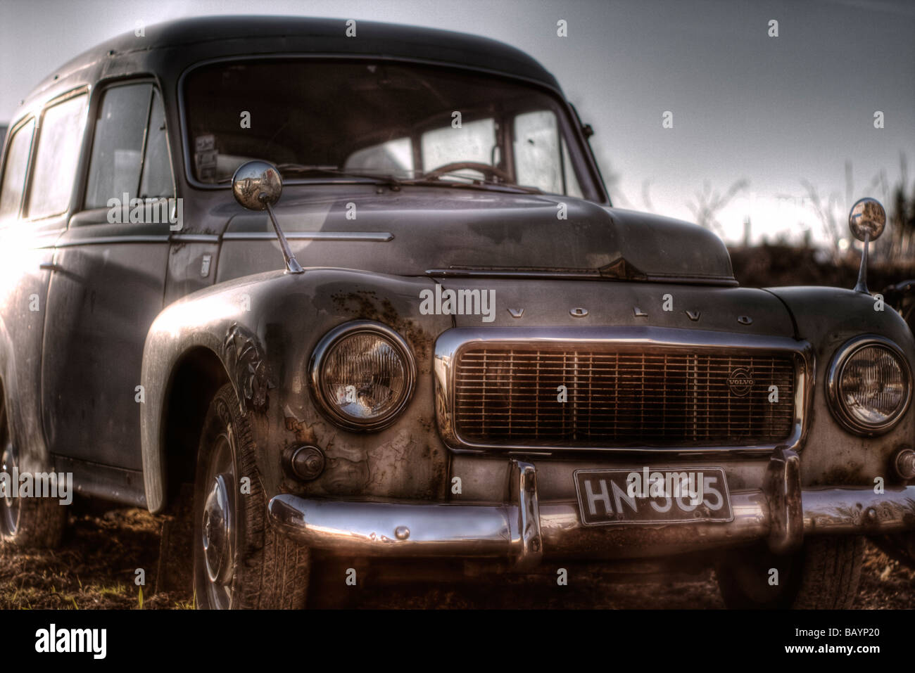 Volvo 210Stock Photo