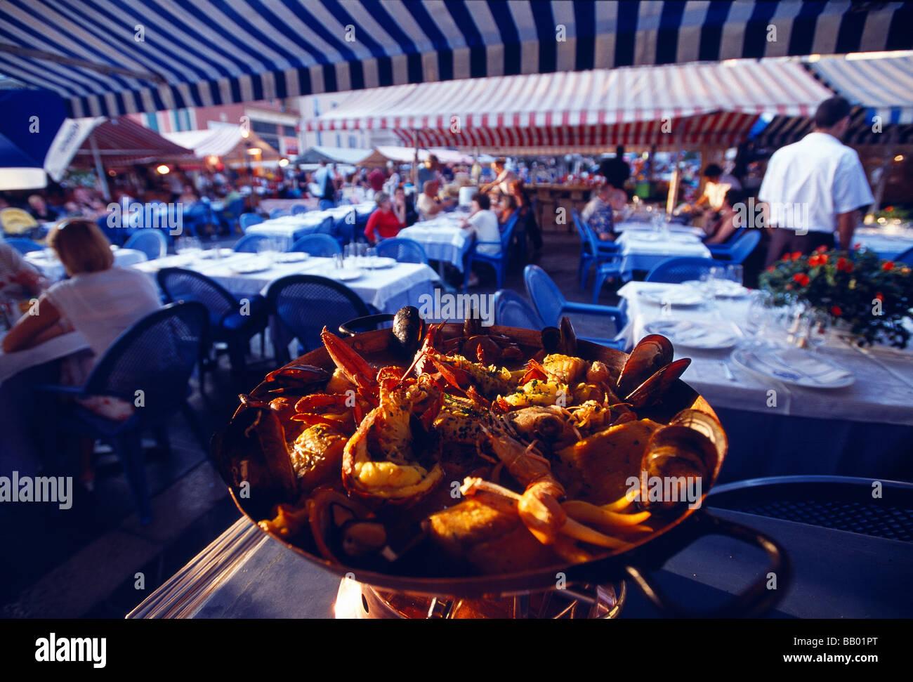 Nice Seafood Restaurants