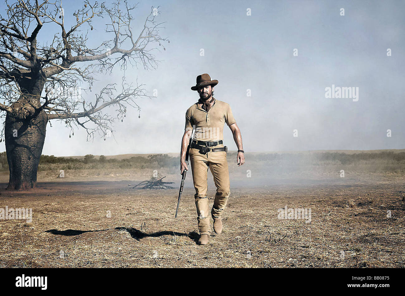 Australia Year: 2008 Director: Baz Luhrmann Hugh Jackman - Stock Image