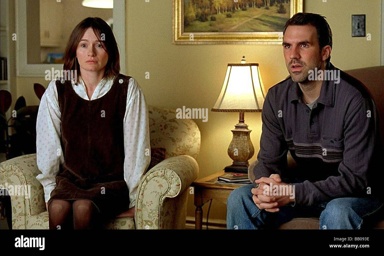 Lars and the real girl Year : 2008 Director :Craig Gillespie Emily Mortimer, Paul Schneider - Stock Image
