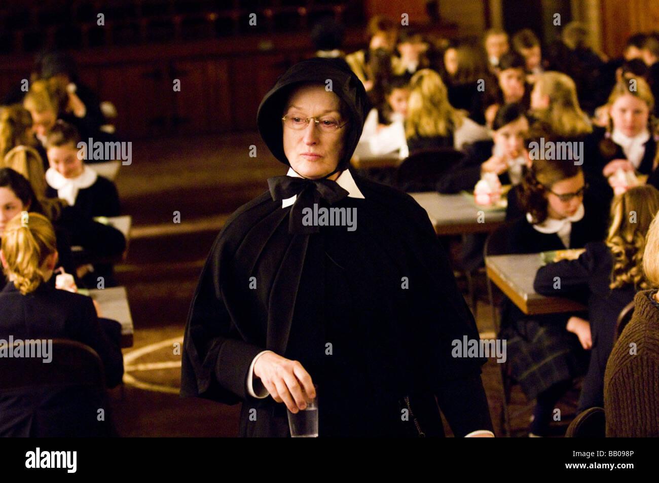 Doubt Année : 2009 Réalisateur : John Patrick Shanley Meryl Streep - Stock Image