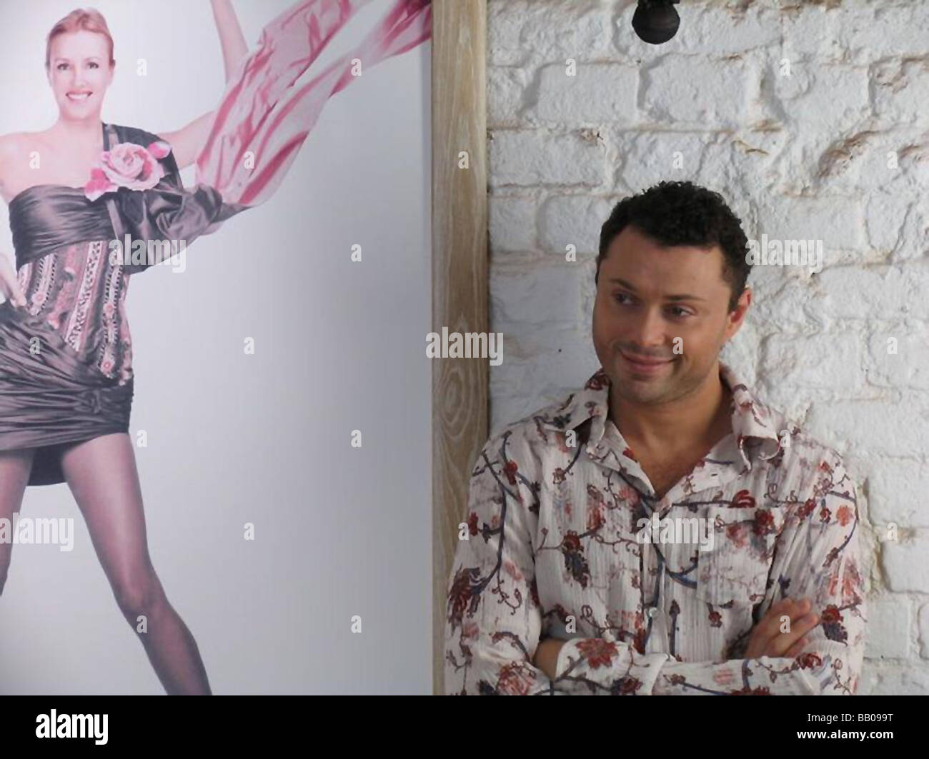 Glyanets Gloss Year : 2009 Director : Andrei Konchalovsky Mikhail Politseimaiko - Stock Image