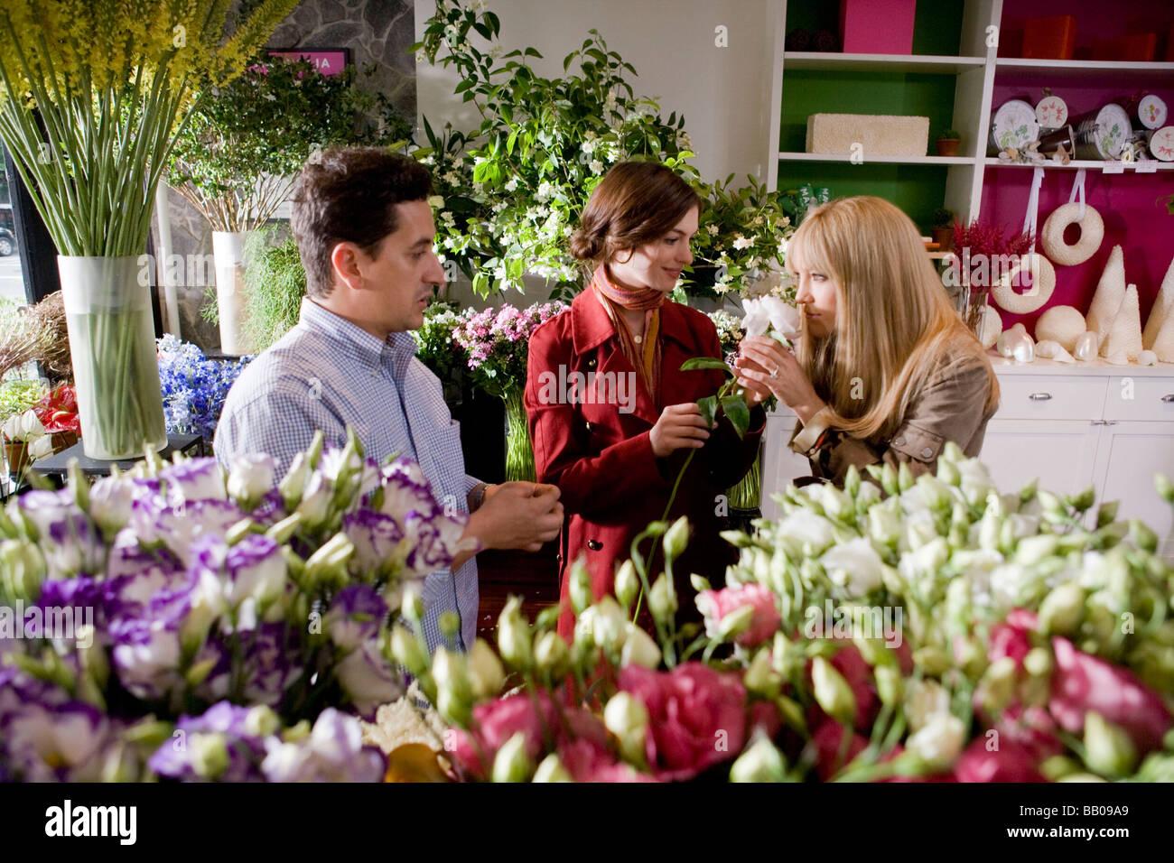 Bride wars Year : 2009 Director : Gary Winick Anne Hathaway, Kate Hudson - Stock Image