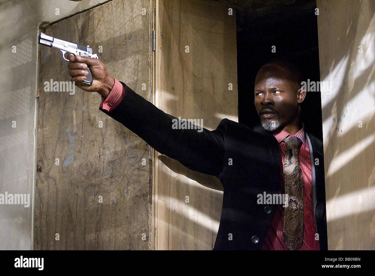 Push Year : 2009 Director : Paul McGuigan Djimon Hounson - Stock Image