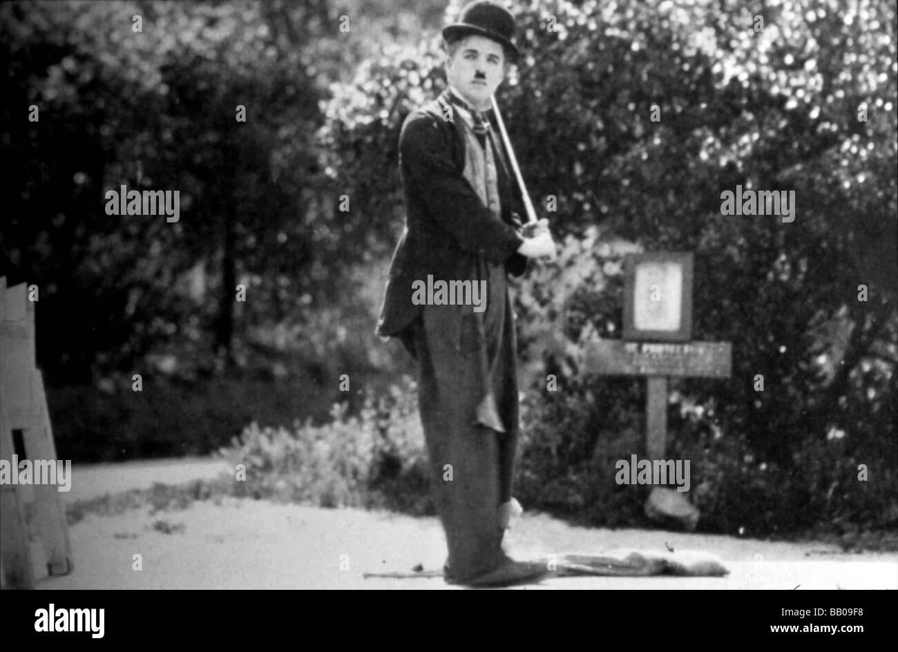 The idle class / Vanity Fair Year : 1921 Director : Charlie Chaplin Charlie Chaplin - Stock Image