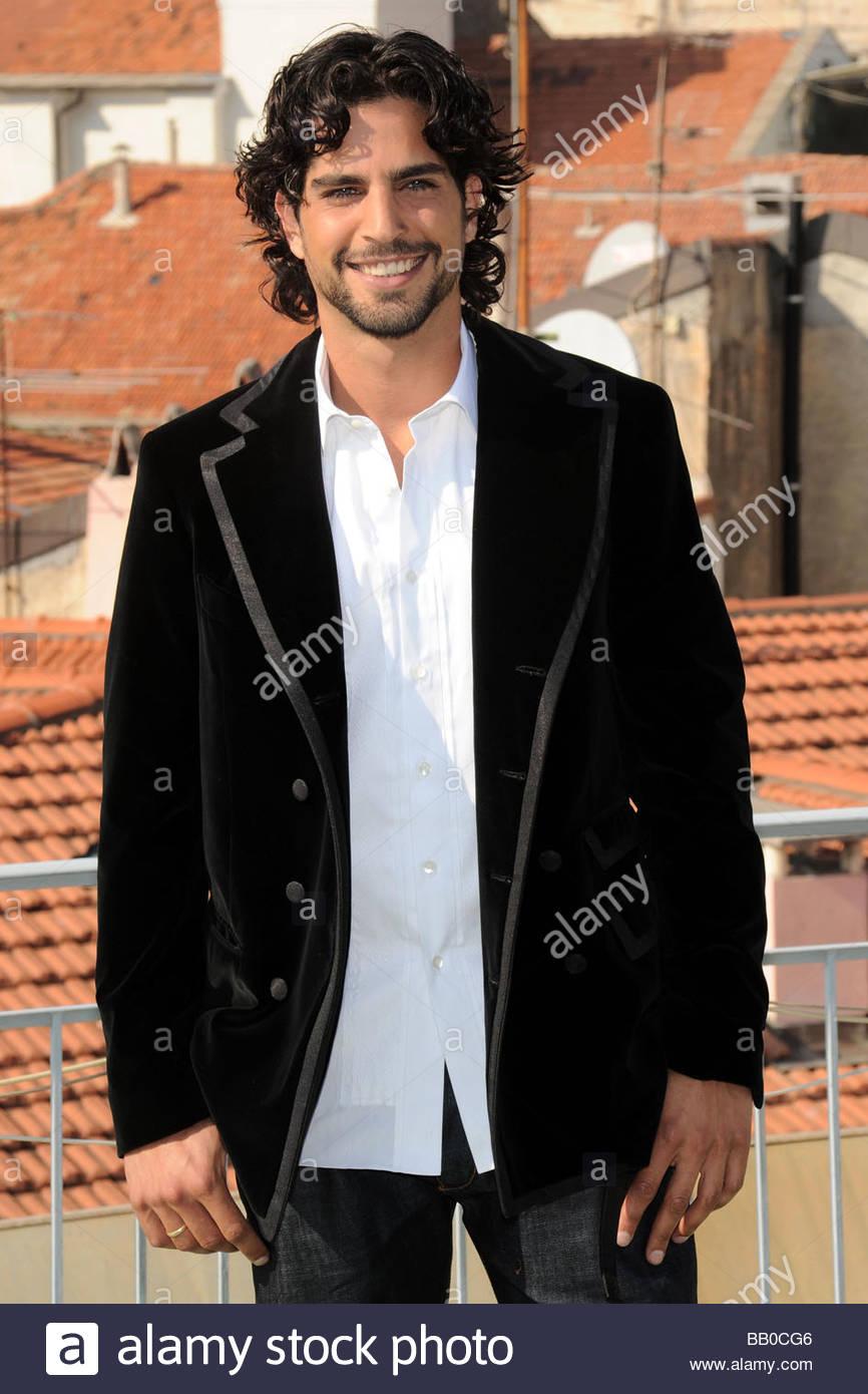nir lavi  sanremo 2009  59th italian song festival - Stock Image