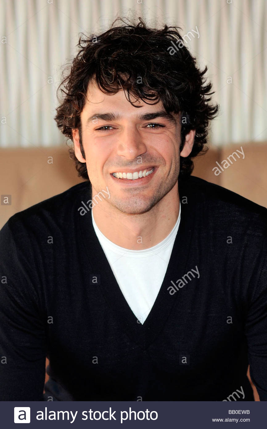 Italian Actor Luca Argentero Film High Resolution Stock Photography And Images Alamy