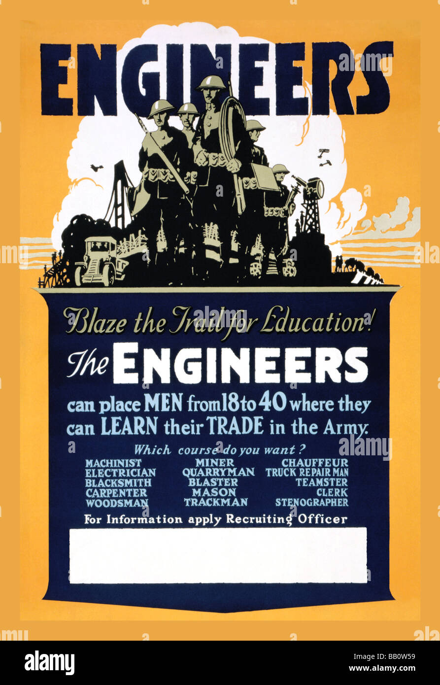 Engineers - Stock Image