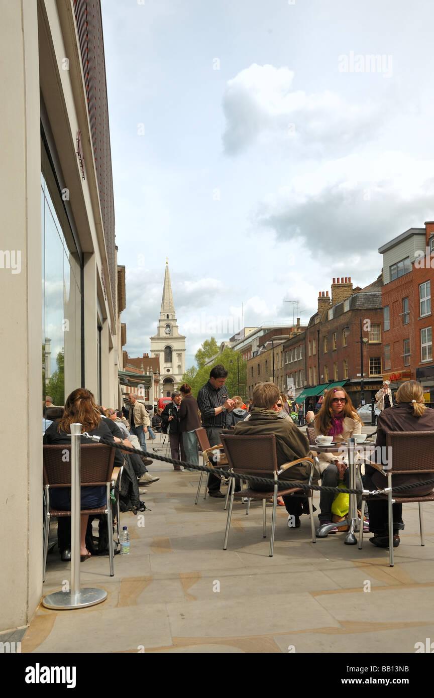 Spitalfields London: Spitalfields Market , London Stock Photo: 23996487