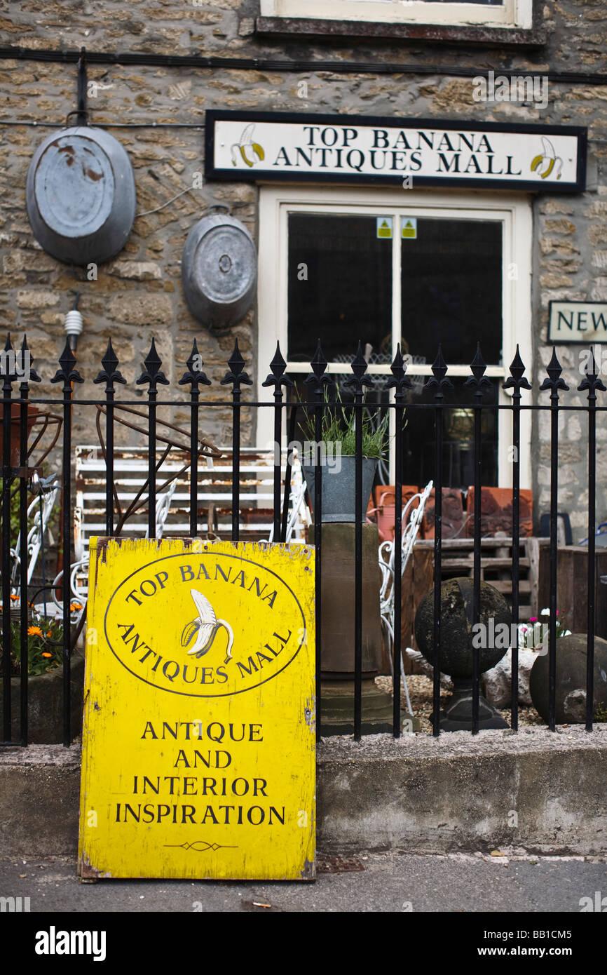 antiques top banana