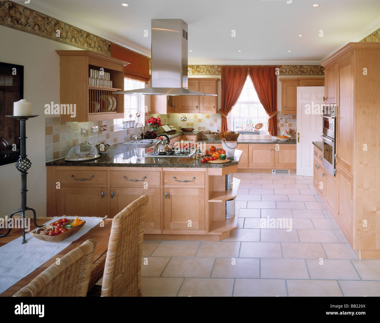 english home furniture. A Modern English Home Where The Kitchen Is Family Focal Point. Furniture