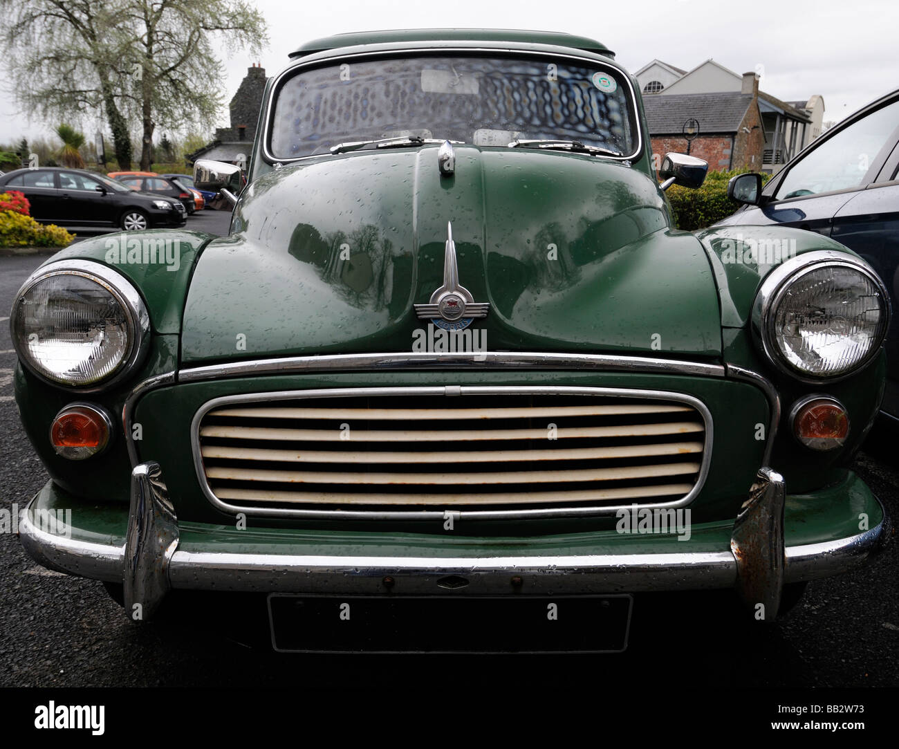 Morris Minor old car classic vintage model quaint charm charming ...