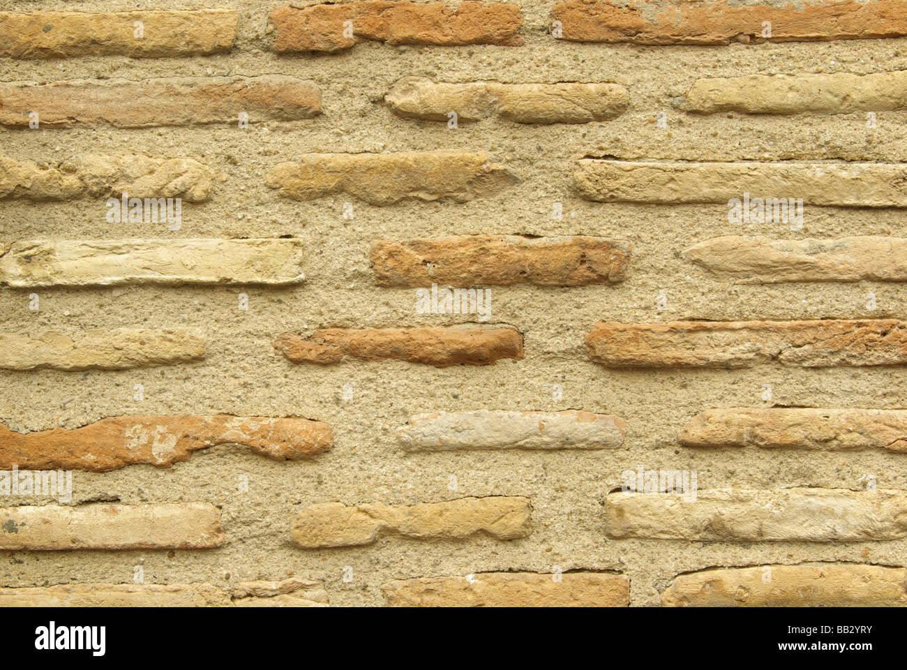Mauer wall 12 - Stock Image