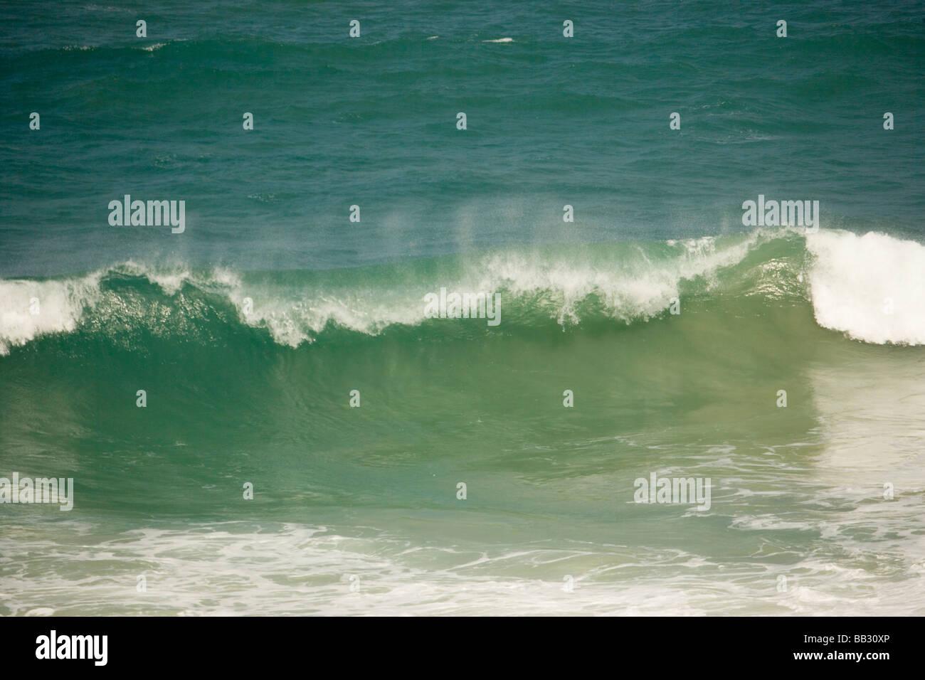 Prainha Beach, Barra da Tijuca, South of Rio de Janiero, Brazil (RF) - Stock Image