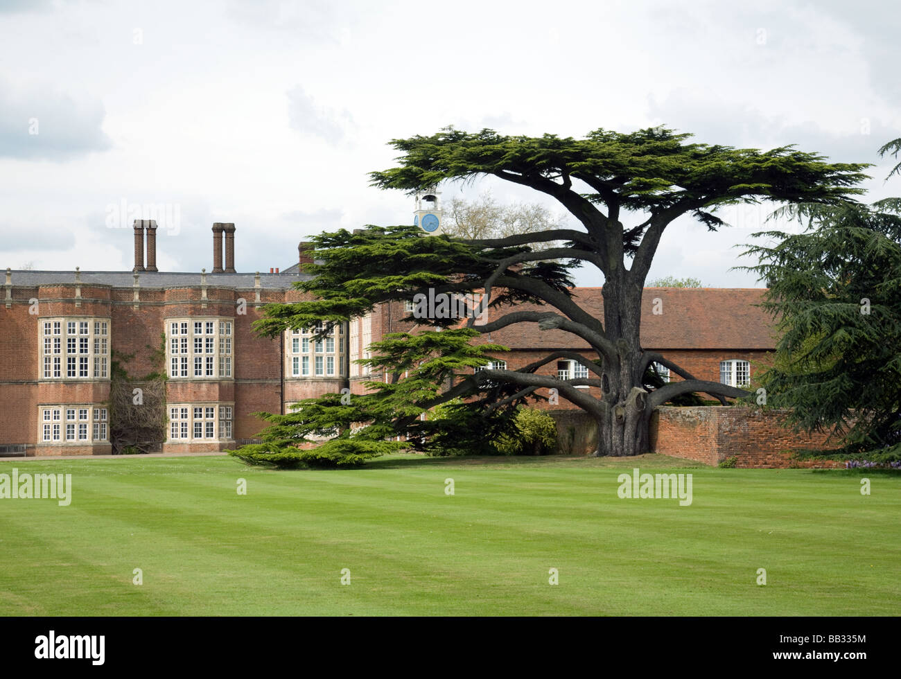 New Hall private girls school, Chelmsford, Essex, England - Stock Image