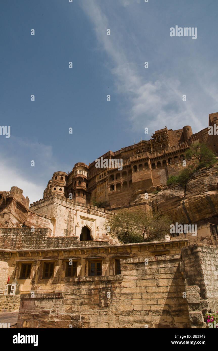 Jodhpur in Rajasthan, India Stock Photo