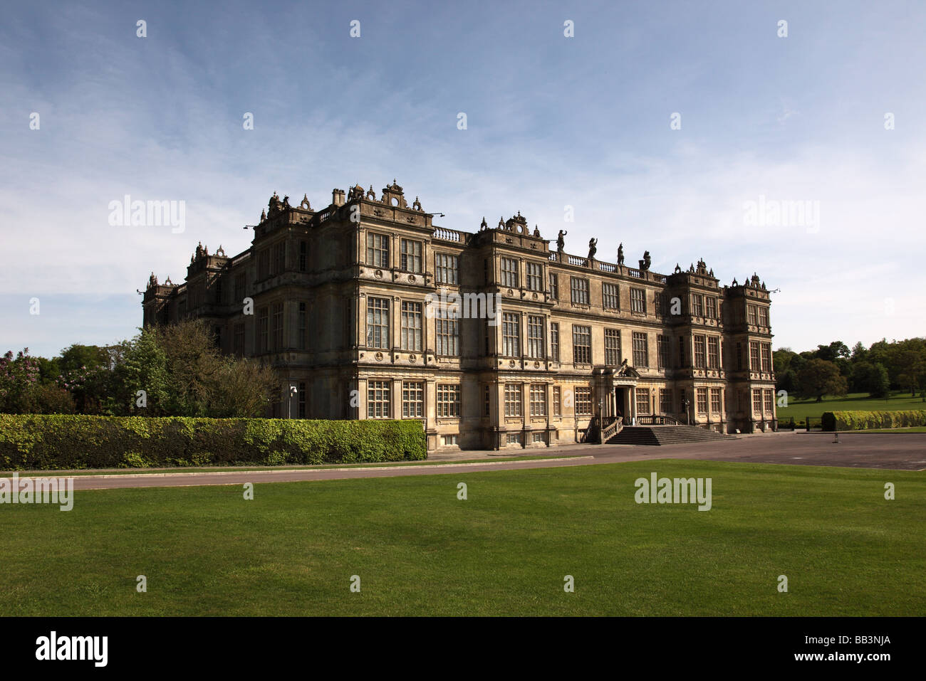 Longleat House, Warminster, Wiltshire - Stock Image