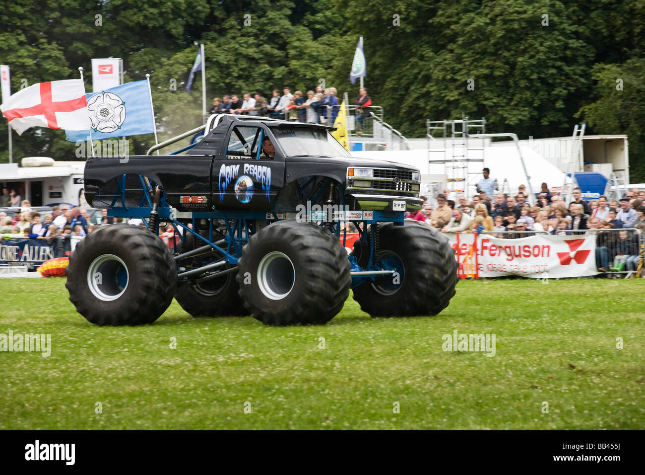 Monster Car Stock Photos Monster Car Stock Images Page Alamy - Monster car show