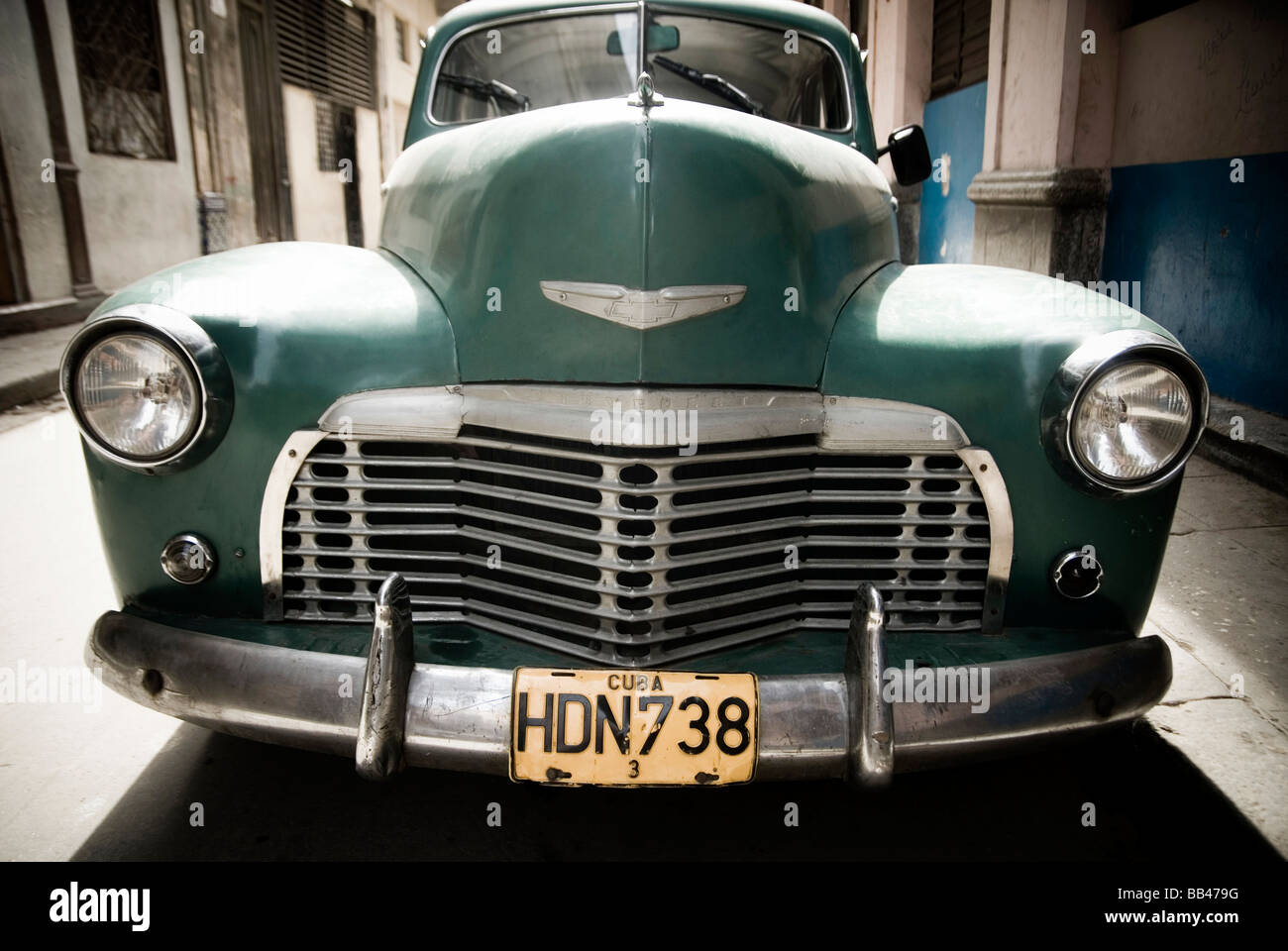 Old Chevy Car Stock Photos & Old Chevy Car Stock Images - Alamy