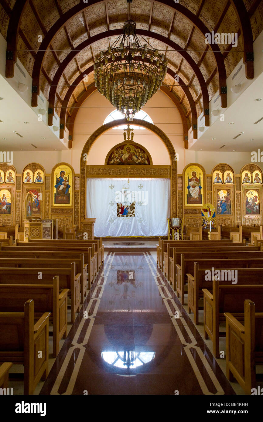 St George s Church at the Coptic Orthodox Centre at