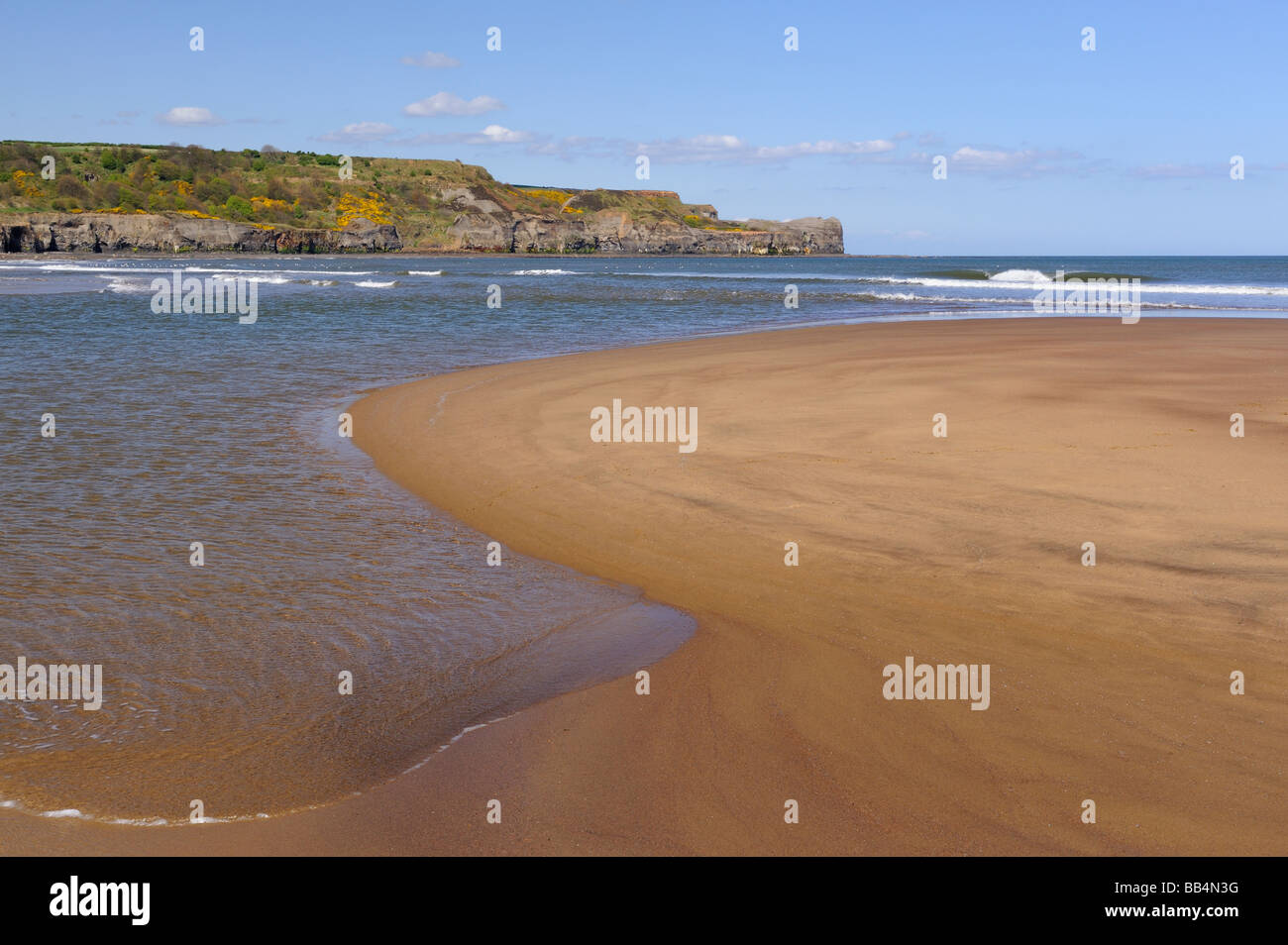Sandsend Whitby Stock Photos Amp Sandsend Whitby Stock