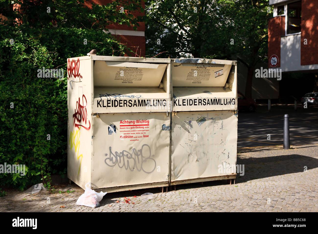 Kleider recycling berlin