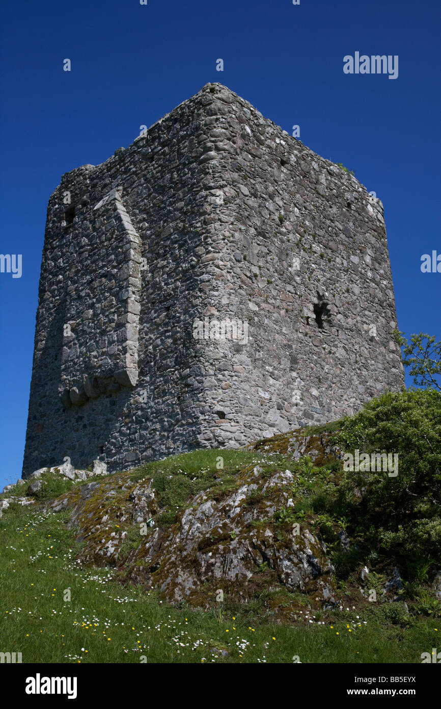 moyry castle south county armagh northern ireland uk - Stock Image