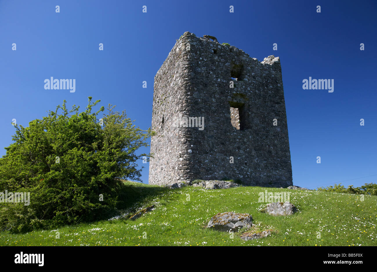 moyry castle south county armagh northern ireland uk Stock Photo