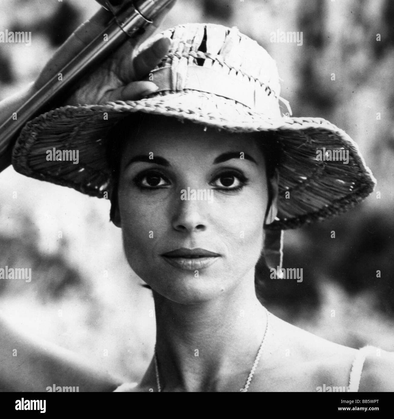 Martinelli, Elsa * 13.1.1932, Italian actress, portrait, 1960s, Additional-Rights-Clearances-NA - Stock Image