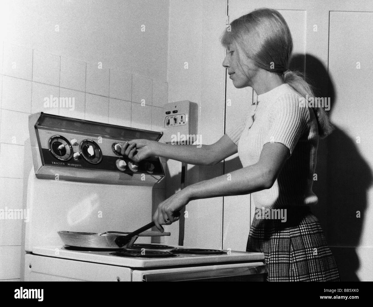 Kitchen Appliance 1960s High Resolution Stock Photography And Images Alamy