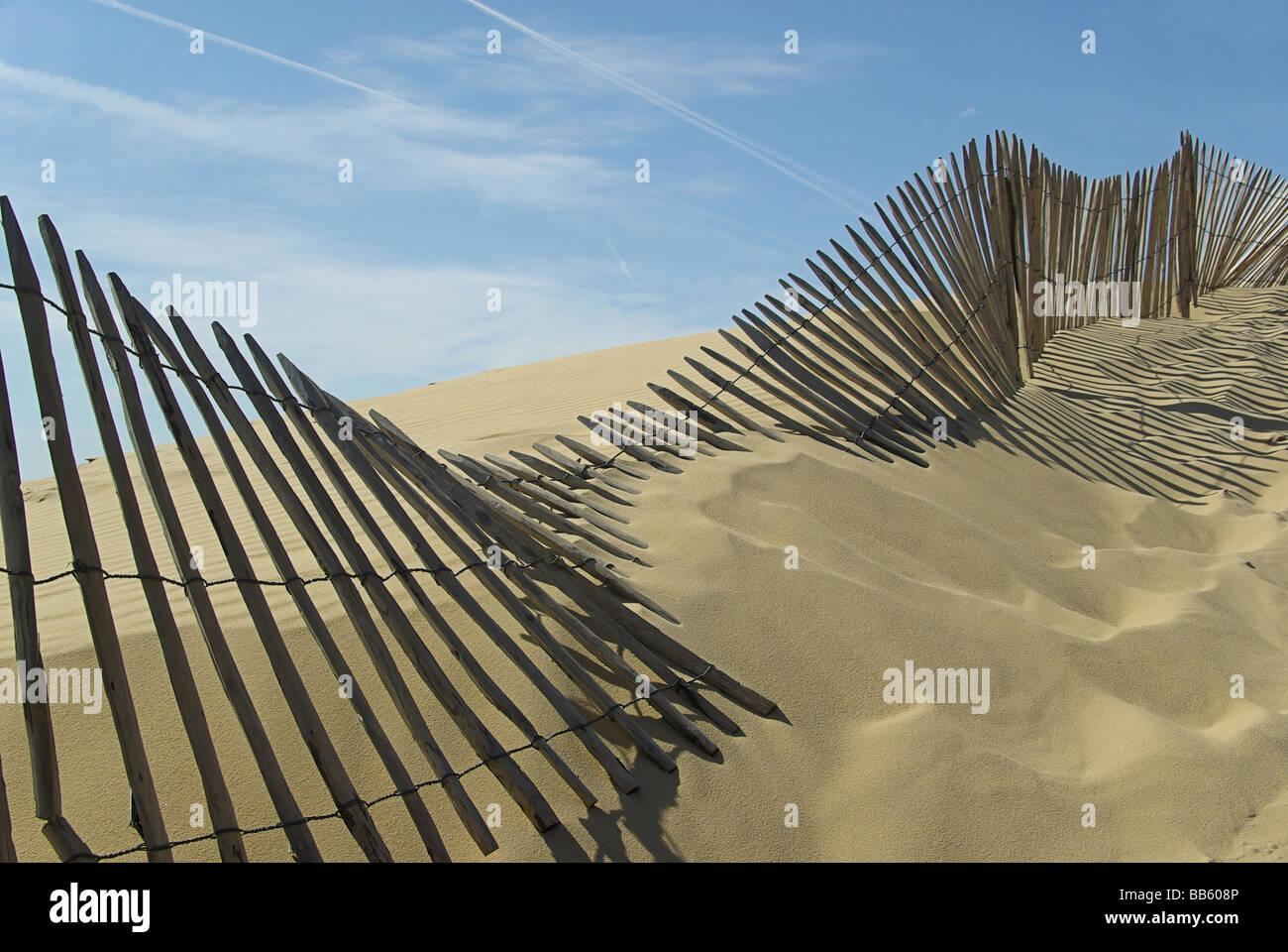 Dune du Pyla 07 - Stock Image