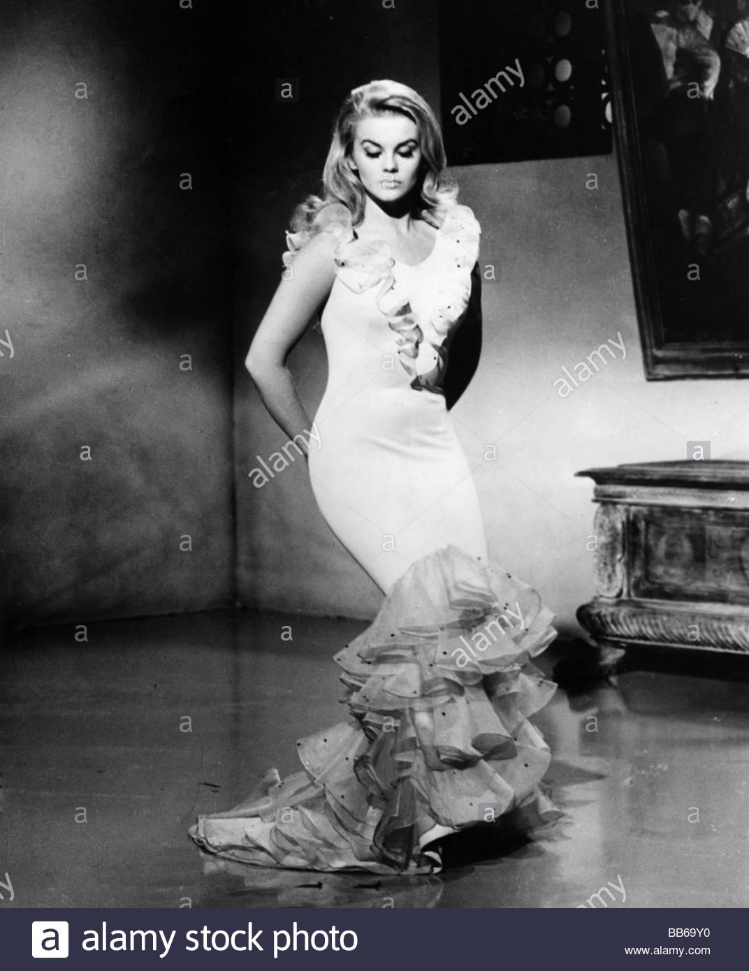 Ann-Margret, * 28.4.1941, Swedish actress, full length, scene, movie, 'The Pleasure Seekers', USA, 1964, - Stock Image