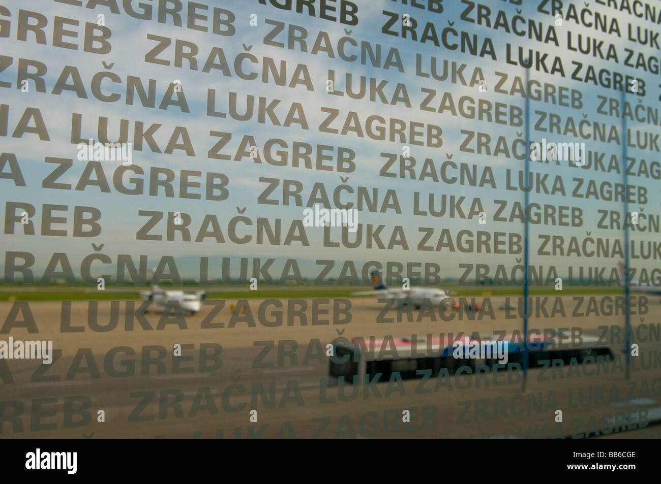 Zagreb Airport High Resolution Stock Photography And Images Alamy