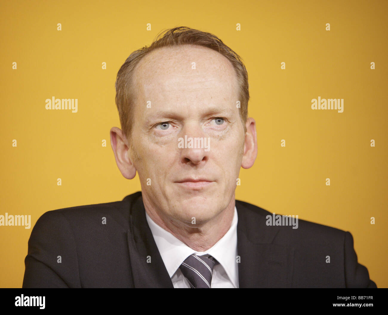 Karl Thomas NEUMANN CEO of Continental AG - Stock Image