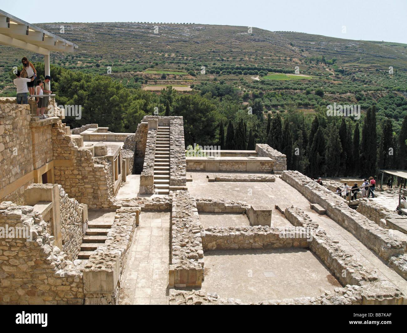 Labyrinth Von Knossos