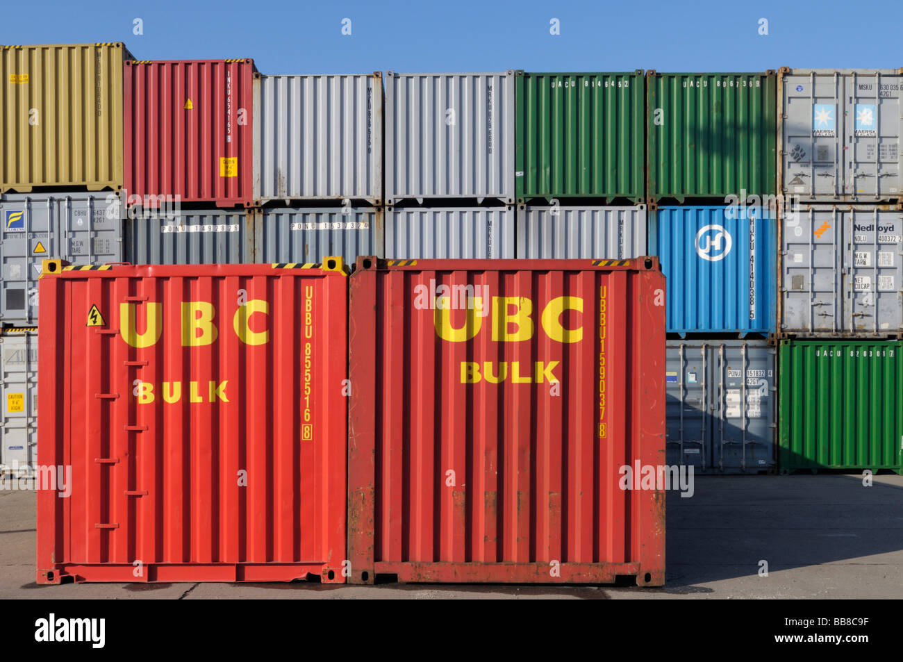 the container store stock photos the container store stock images alamy. Black Bedroom Furniture Sets. Home Design Ideas