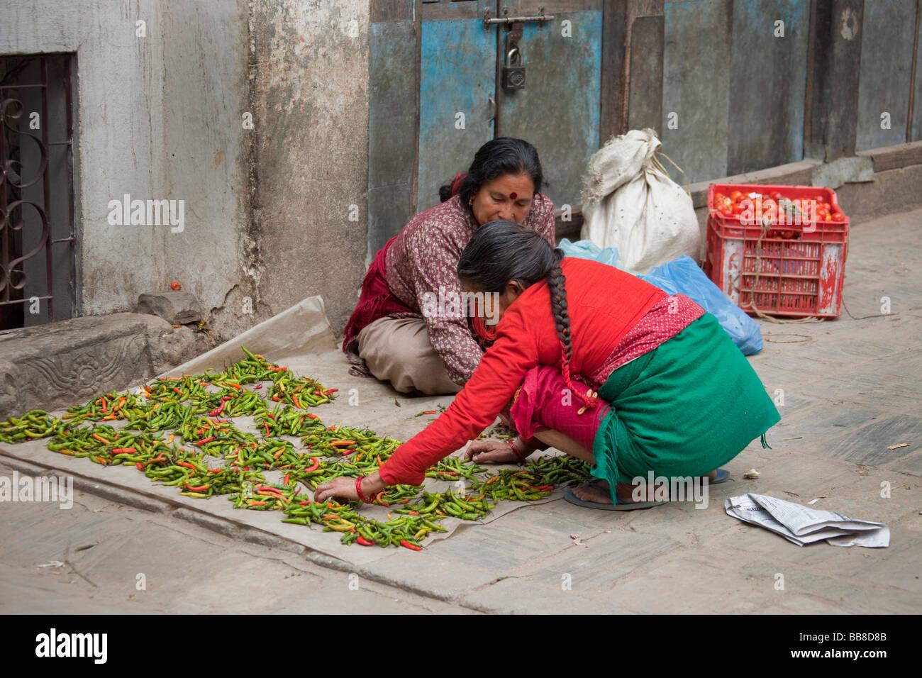 Nepal Kathmandu Katmandu Food Stock Photos & Nepal Kathmandu