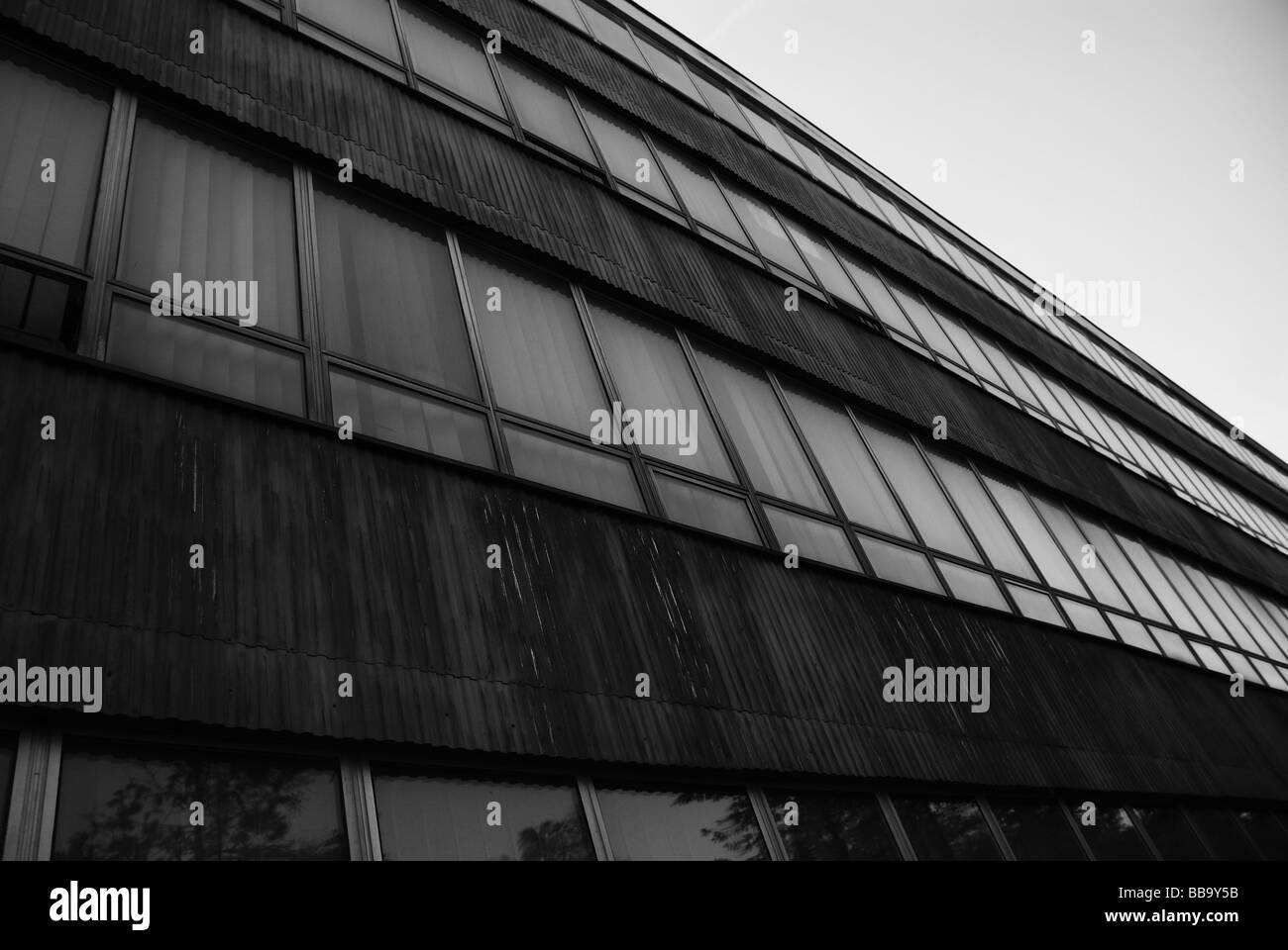Building 01 - Stock Image