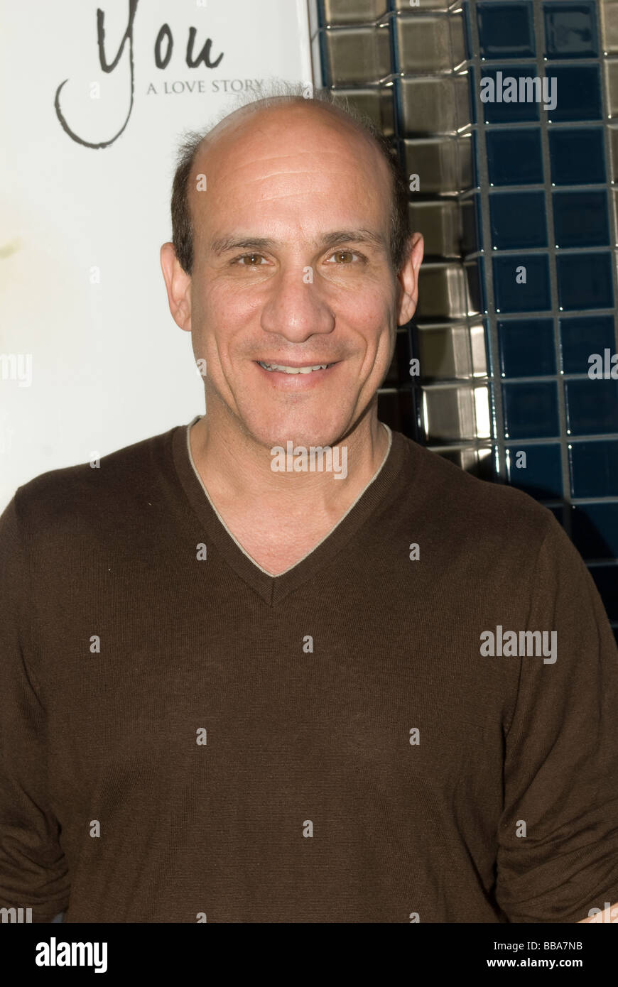 "Paul Ben Victor attends the ""YOU"" premiere in Los Angeles, CA on May 13 2009 Stock Photo"
