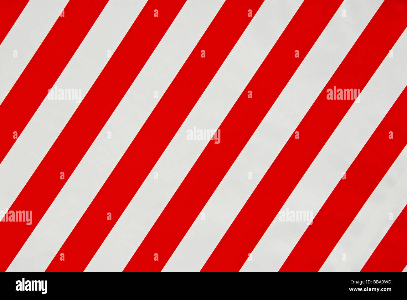 Red and white canvas background - Stock Image