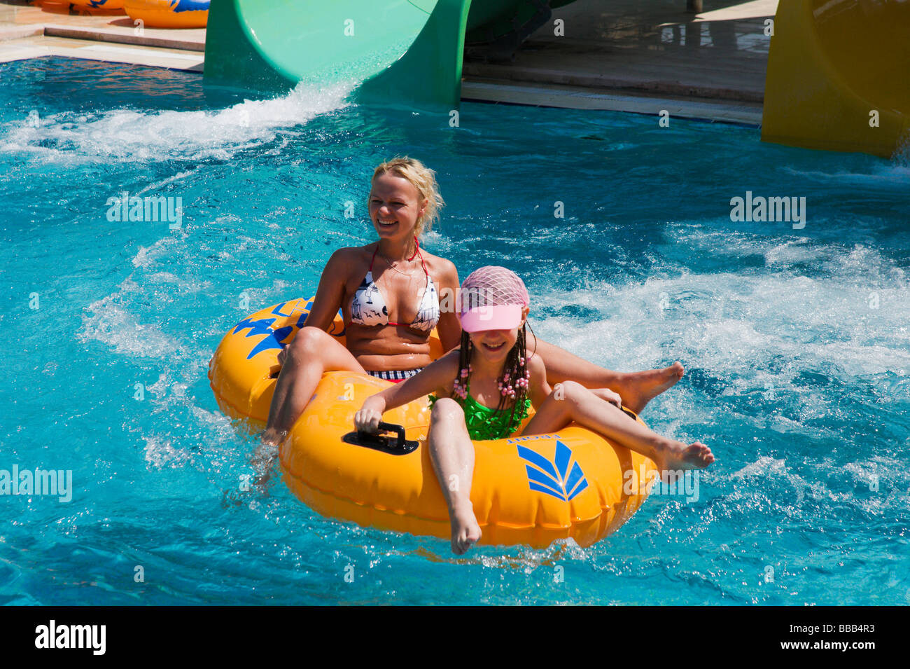Young teens at the waterpark — pic 6