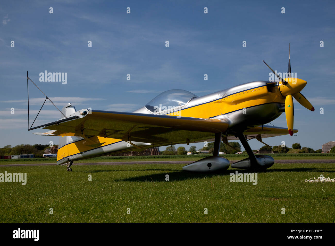 G IIAI CAP 232 Aerobatic aeroplane Stock Photo