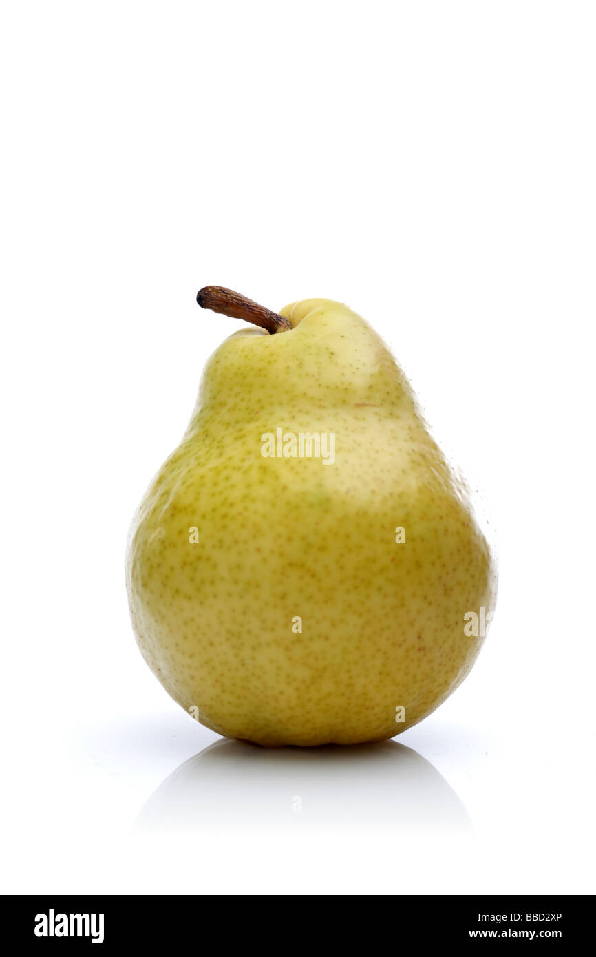 Green pears - Stock Image