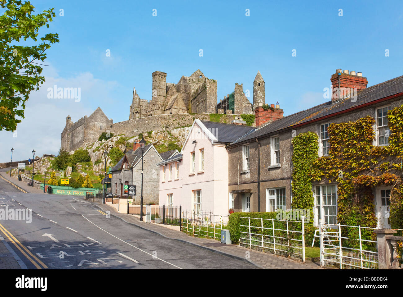 Rock of Cashel County Tipperary Ireland Eire Irish Republic Europe EU - Stock Image