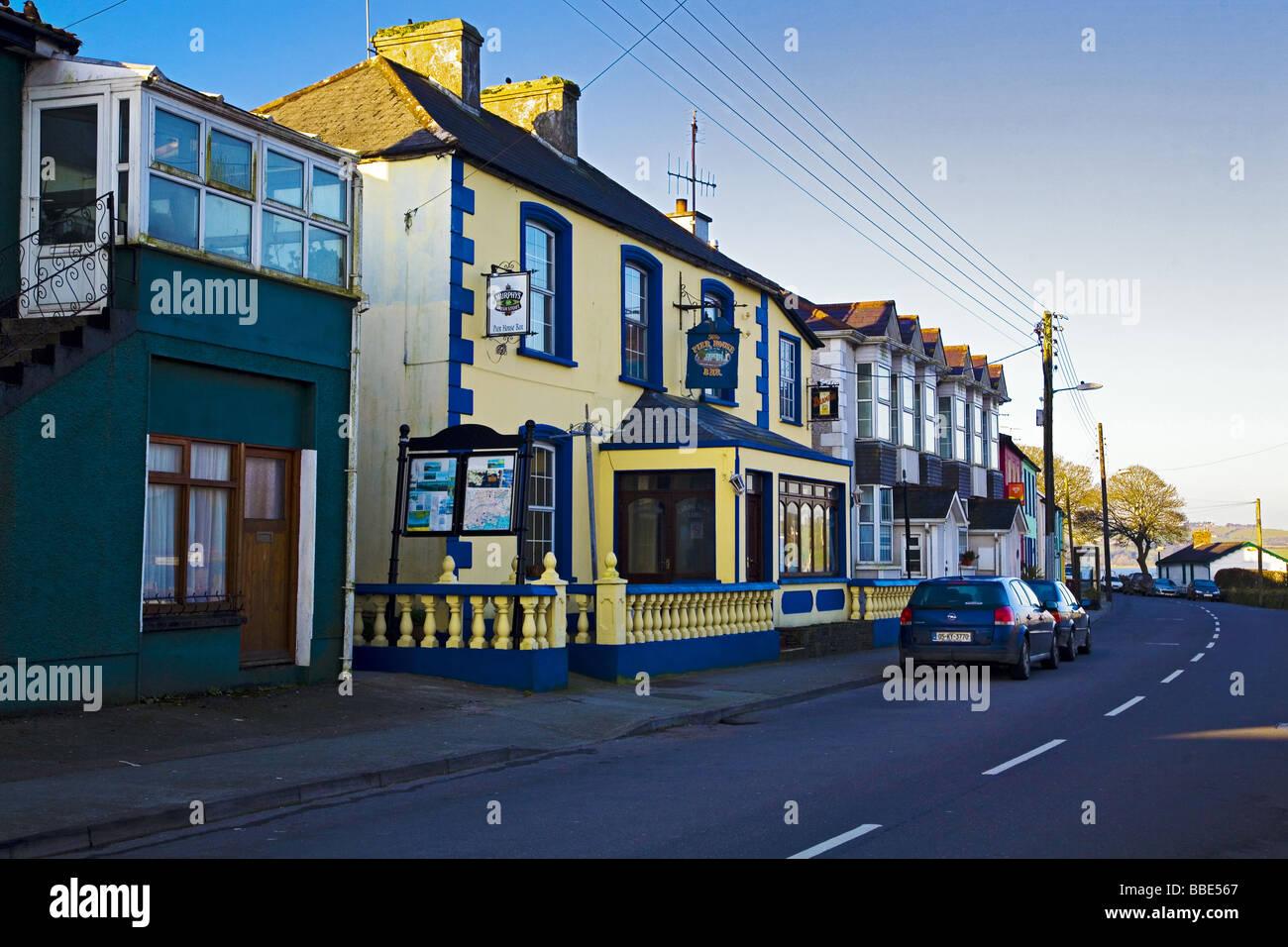 Courtmacsherry West Cork Ireland - Stock Image