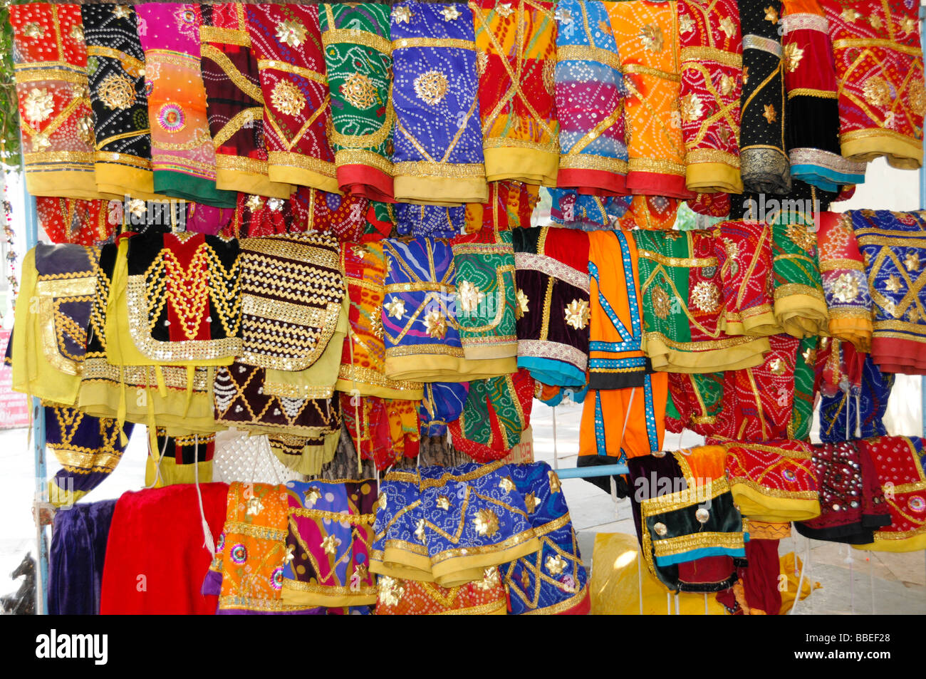 Handicrafts Souvenirs Udaipur Bazaar Rajasthan Northern India
