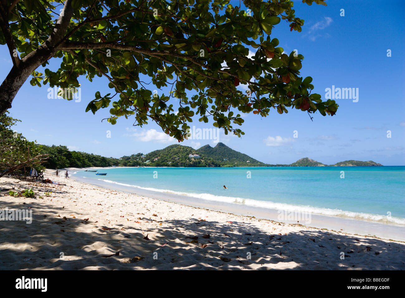 Explore The Beauty Of Caribbean: WEST INDIES Caribbean Grenada Carriacou Paradise Beach In