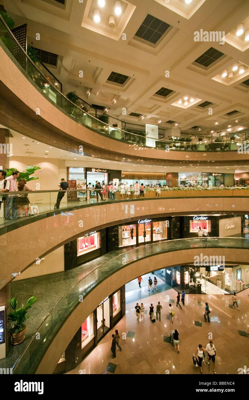 Takashimaya shopping centre orchard road singapore webcam