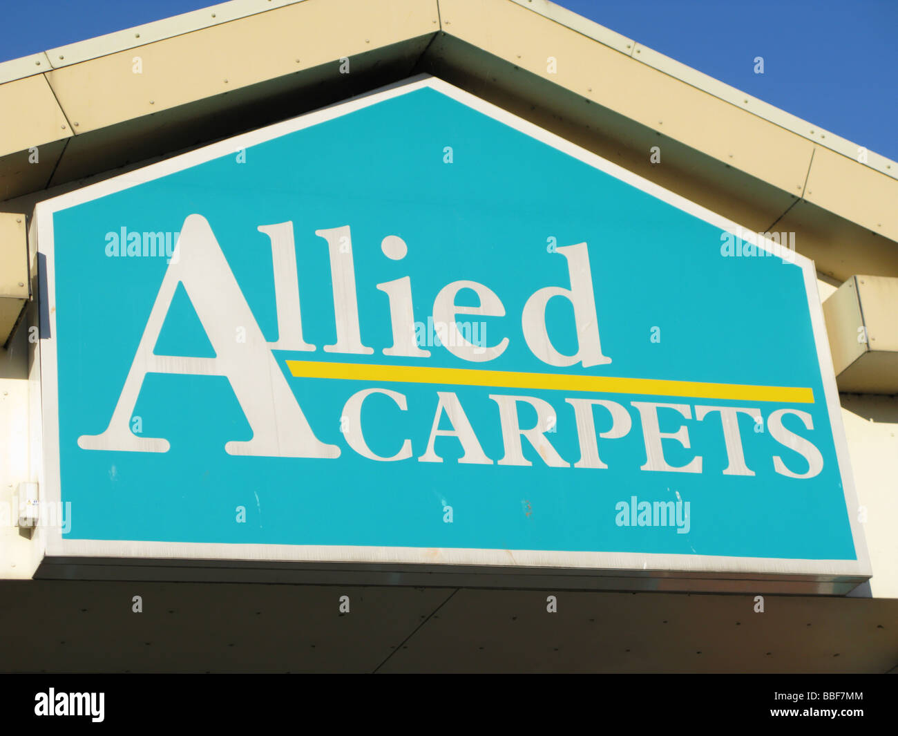 Allied Carpets At Marsh Barton Retail Park Exeter Devon Uk